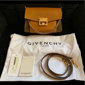 Givenchy GV3 small chain crossbody bag